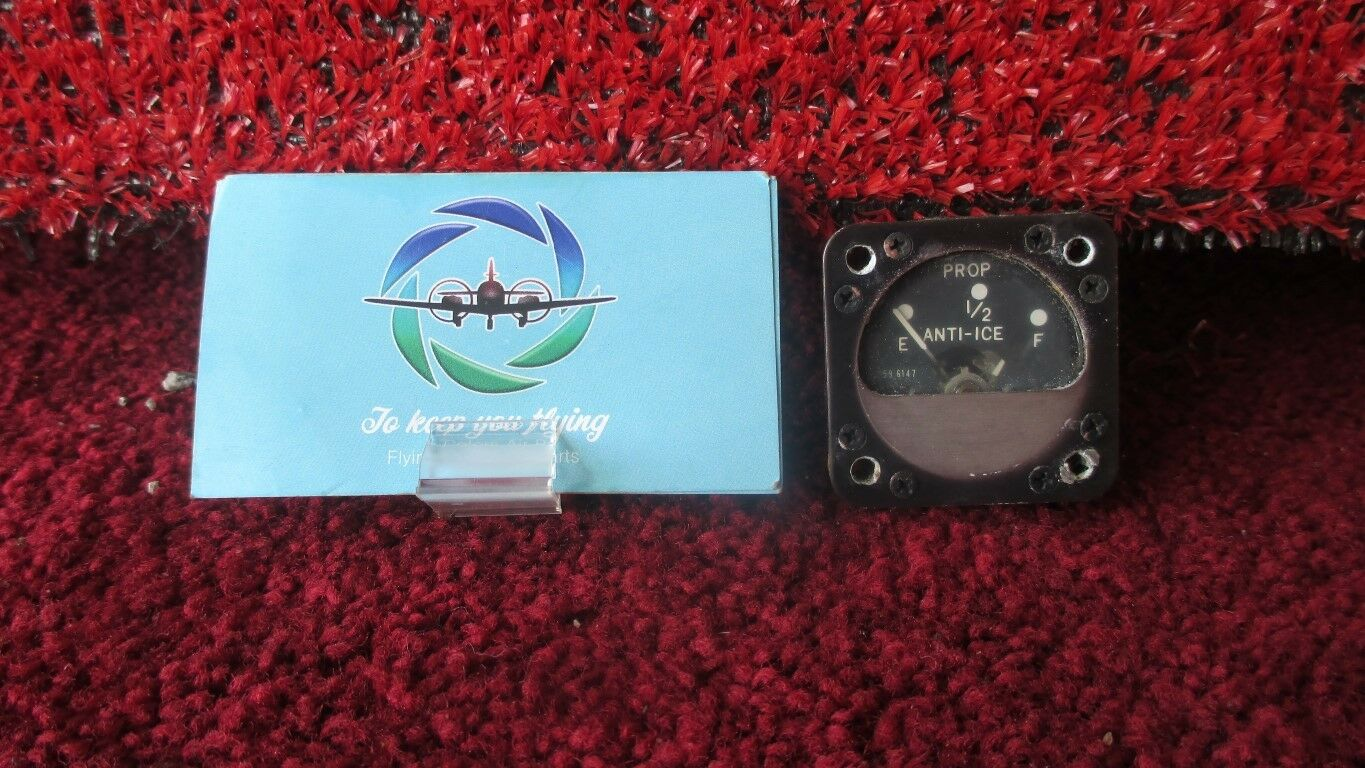 Beechcraft Ideal Precision Meter PN 50-384001-31