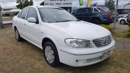 Automatic - 2005 Nissan Pulsar with Low Km's, Rego and Warranty