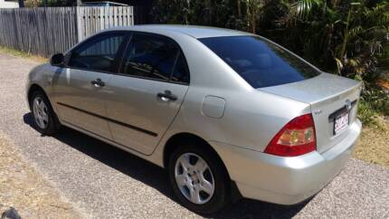 06 Toyota Corolla Automatic 4 cylinder. Has rego, safety cert.VGC