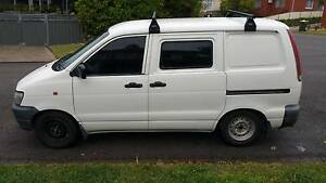 1998 Toyota Townace Van/Minivan Marks Point Lake Macquarie Area Preview
