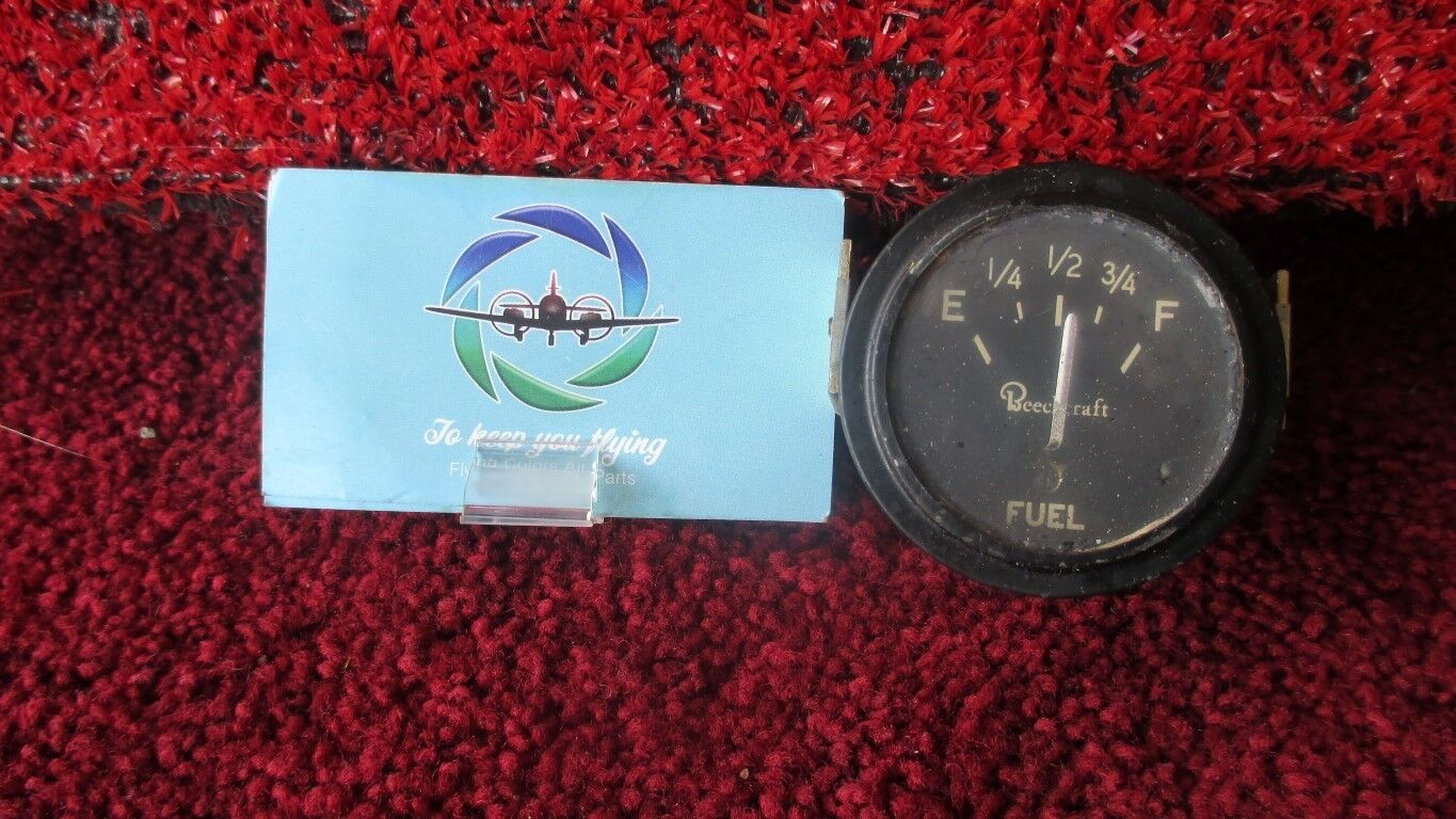 Beechcraft Fuel Gauge