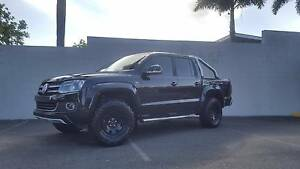 Volkswagen 4x4 Amarok ULTIMATE FINANCE AND WARRANTY AVAILABLE!! Underwood Logan Area Preview