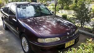 1996 Holden Commodore Sedan Caves Beach Lake Macquarie Area Preview
