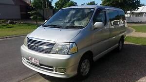 Toyota Granvia Van /8 seater / campervan. rego+roadworthy Coomera Gold Coast North Preview
