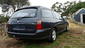 2001 Holden Commodore Wagon Rokewood Golden Plains Preview