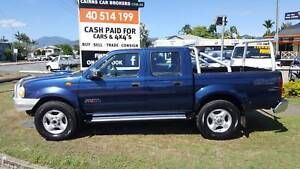 2010 Nissan Navara ST-R Turbo Diesel D/Cab - Finance Available*