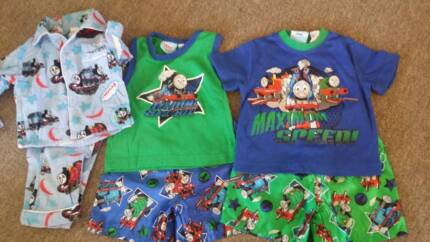 Thomas the Tank Engine PJ SETS x 3 - size 1 Albany Creek Brisbane North East Preview