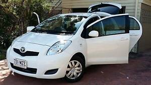 2010 Toyota Yaris Hatchback - Manual Currajong Townsville City Preview