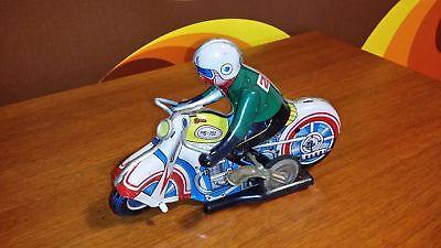 Motorradfahrer Blechspielzeug MS-702 Made in China