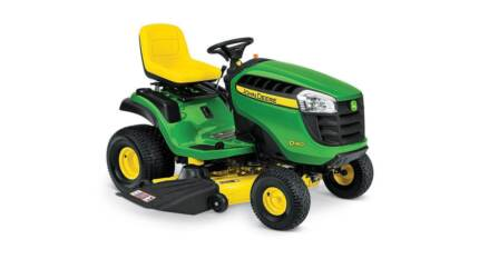 New John Deere Mower