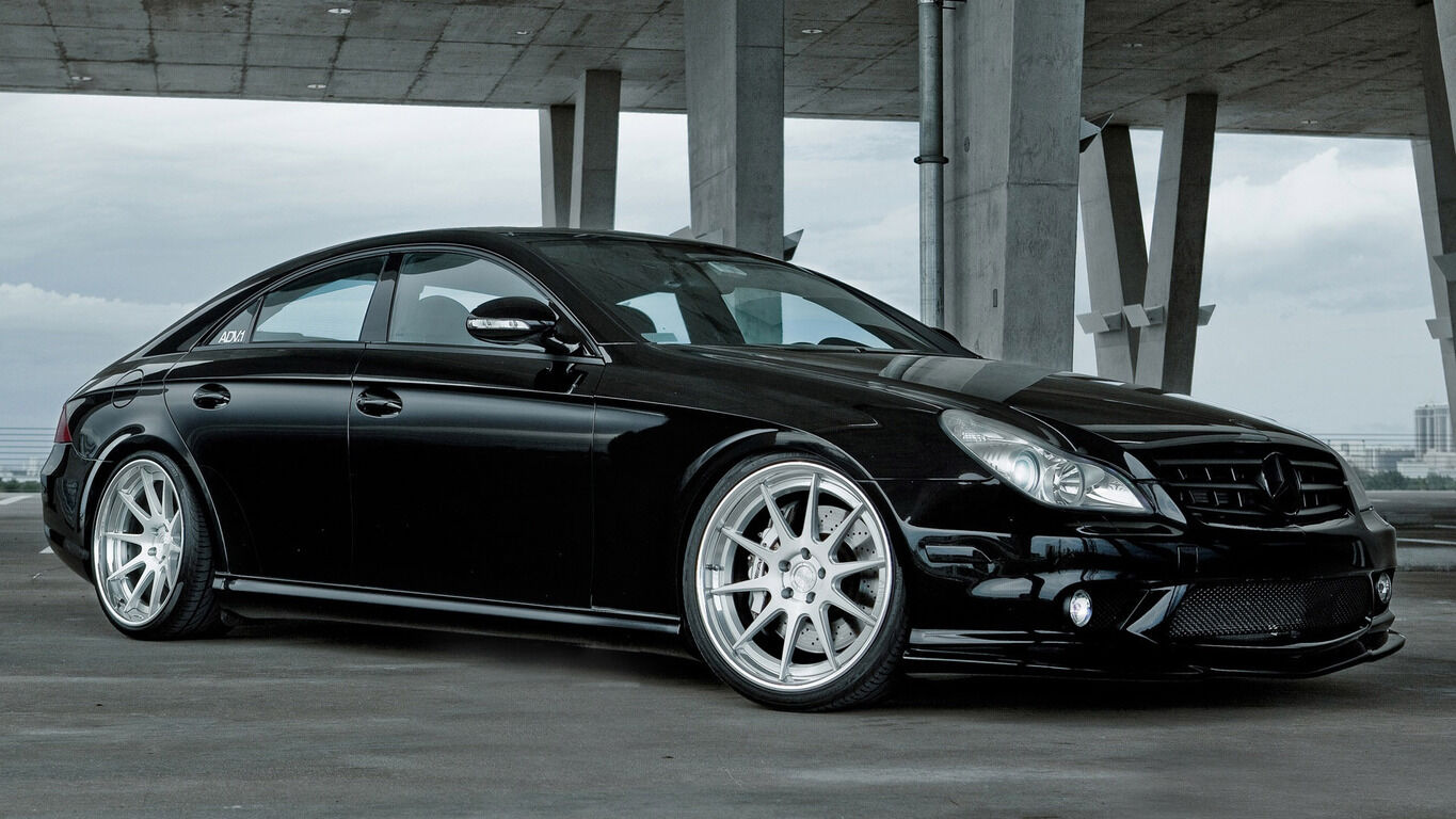 EVOLUTION LOWERING KIT//LINKAGES//LINKS EXCLUDES CLS63 MERCEDES CLS CLASS W218