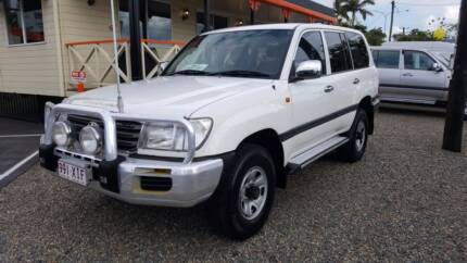 Need an Awesome Tow Vehicle? 2005 Toyota GXL V8 LandCruiser