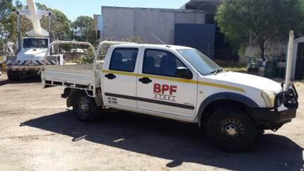2003 HOLDEN RODEO DUAL CAB Naval Base Kwinana Area Preview