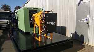 RapidBlast Mobile Abrasive Blaster Adelaide CBD Adelaide City Preview