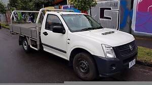 2007 Holden Rodeo Ute TURBO DIESEL LONG REGO LOW KM ph. Northcote Darebin Area Preview