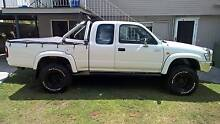 2003 Toyota Hilux Extra Cab V6 3.4L Loads of Extras! Nissan Ford Loganholme Logan Area Preview