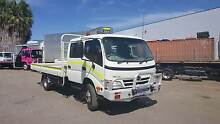 2007 Hino 816, Stock 514 Kenwick Gosnells Area Preview