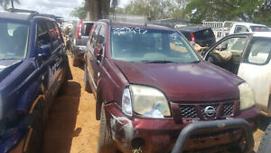 Wrecking 2005 Nissan X-Trail (Stock #F0735) Mareeba Tablelands Preview