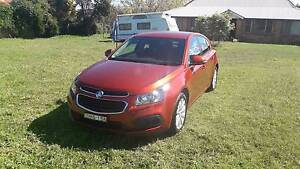 2016 Holden Cruze Sedan Muswellbrook Muswellbrook Area Preview