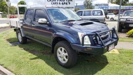 4x4 - Turbo Diesel - 2009 Isuzu D-Max Dual Cab - Finance Avail*