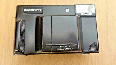 """Aus Nachlass Kompaktkamera """"TRAVELLERS CLUB"""", Japan, 38 mm Focus Lens, neuwert."""