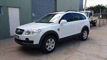2009 Holden Captiva AWD 7 seater Springwood Logan Area Preview