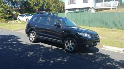 2007 Hyundai Santa Fe Elite 4X4 Diesel Auto Springwood Logan Area Preview