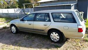 2000 Ford Falcon Wagon, Dual Fuel, 6 seater Rokewood Golden Plains Preview