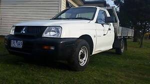 2005 Mitsubishi Triton Ute Rokewood Golden Plains Preview