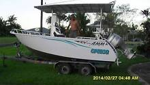 SEA & RIVER FISHING BOAT 5.2M CENTRE CONSOLE. Babinda Cairns Surrounds Preview