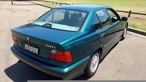 9 Months Rego - BMW 318i Sedan Lidcombe Auburn Area Preview