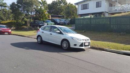 2013 Ford Focus Hatchback Auto Springwood Logan Area Preview