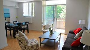 1 Bed near Westdale Mall-Erindale Stn. Rd & Dundas St. W.