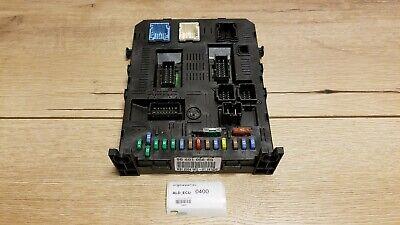 Sicherungskasten Peugeot BSI Steuergerät fuse box 9663510280 Modul