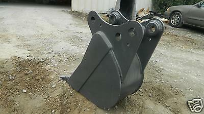 12 Pin On Bucket Built To Fit Kubota Kx-161-2-3 Excavator Guaranteed Fit
