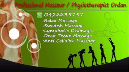 33% OFF!! 45$/1HR Professional Massage/Physio Therapist