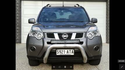 2010 Nissan X-trail Wagon be registered 2011