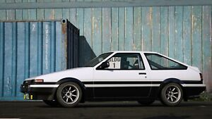 **wanted** ae86 twincam