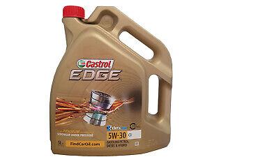 Castrol Edge 5W-30 C3, Aceite de Motor Nuevo Sin BMW LL04 2x5...