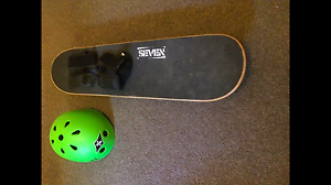 SkateBoard, Helmet and Wrist Guards North Perth Vincent Area Preview