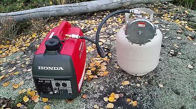 ** NEW Honda EU2000i Propane Generator Conversion Kit **