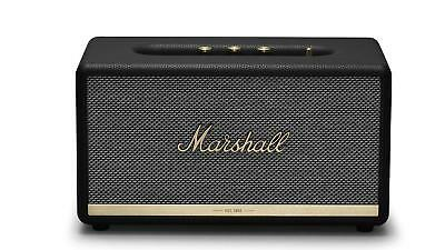 Marshall Stanmore II Bluetooth 5.0 Wireless Lautsprecher Schwarz