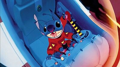 Stitch's Space Port