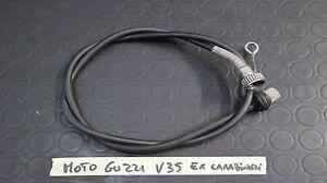 cavo filo contachilometri per moto guzzi v35 ex carabinieri | ebay