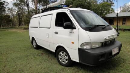 Fantastic Campervan - Ready to go around Australia - Rego and RWC Kingaroy South Burnett Area Preview