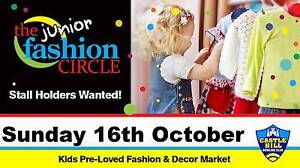 Kids Preloved Fashion & Decor Market Event - Castle Hill Castle Hill The Hills District Preview
