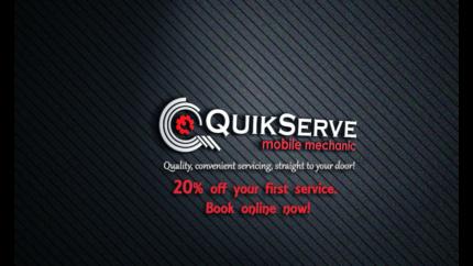 QuikServe, Mobile Mechanic