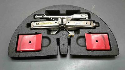 Used, 04 05 06 Pontiac GTO 5.7L 6.0L LS1 LS2 OEM Jack Assembly & Red Wheel Blocks for sale  Mogadore