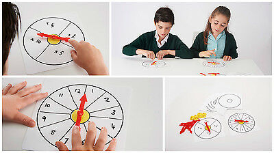 Suction Spinner, Maths place value Learning Resources  (Learning Resources Place)