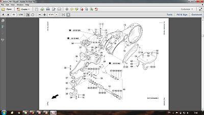 Claas Lexion 570 Parts Catalogue Original Manual PDF file catalog